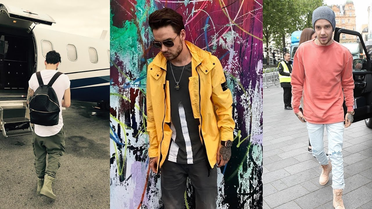 Liam Payne S Casual Style 2017 Celebrity Fashion Celebrity News